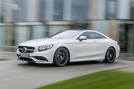Mercedes-Benz S63 AMG Coupe first drive review