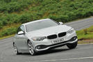 BMW 4-series 420d first drive review
