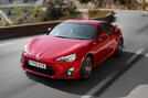 Toyota GT86 automatic