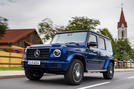 Mercedes-Benz G400d 2019 first drive review - hero front