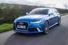 597bhp Audi RS6 Avant Performance
