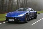 Aston Martin Vantage 2018 review hero front