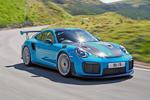 Porsche 911 GT2 RS 2018 road test review hero front