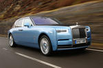 Rolls Royce Phantom 2018 review hero front