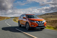 Nissan X-Trail road test review - hero front