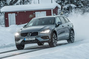 Volvo V60 Cross Country 2019 road test review - hero front