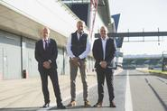 Mike Cross, Matt Becker and Andreas Preuninger speak to Autocar