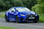 Lexus RC F with track pack 2019 first drive review - hero front