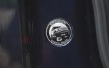 Mercedes-Benz G-Class 2019 road test review - G-Wagen badge