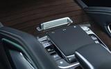 Mercedes-Benz GLE 2018 review - infotainment controls