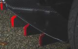BAC Mono 2018 review - rear splitter