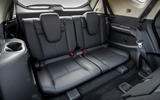 Nissan X-Trail road test review - rear seats