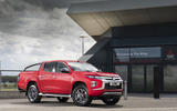 Mitsubishi L200 2019 road test review - static front