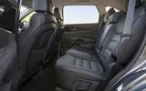 Kia Sorento 2018 road test review middle row seats