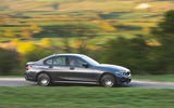 BMW 3 Series 320d 2019 Road Test review - hero side