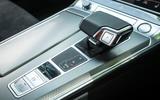 Audi A7 Sportback 2018 road test review gear select