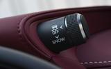 Lexus LS500h 2018 road test review traction control