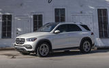 Mercedes-Benz GLE 2018 review - static front