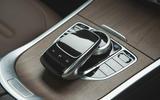 Mercedes-Benz G-Class 2019 road test review - infotainment controls