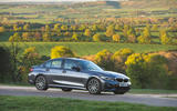 BMW 3 Series 320d 2019 Road Test review - static