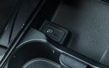 Mercedes-Benz A-Class 2018 road test review USB-C
