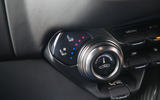 Aston Martin Vantage 2018 review climate controls
