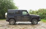 Mercedes-Benz G-Class 2019 road test review - static side