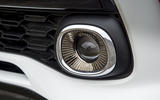 Kia Picanto review dlr lights