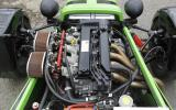 185bhp 2.0-litre Tiger Aviator engine