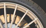 Alpina XD3 2019 UK road test review - tyres