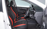 Kia Picanto review interior