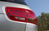 Kia Sorento 2018 road test review rear lights