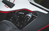 BAC Mono 2018 review - exposed engine