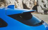Jaguar F-Pace SVR 2019 first drive review - spoiler