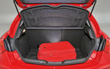 Alfa Romeo Giulietta boot space