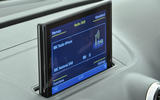 Audi A3 Saloon MMI infotainment screen