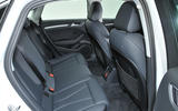 Audi A3 Saloon rear seats