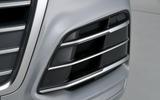 Audi Q5 brake air duct