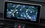 Audi Q5 MMI infotainment system