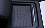 Audi Q5 wireless charging mat