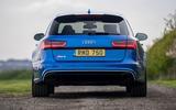Audi RS6 Avant rear end