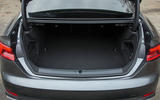 Audi S5 boot space