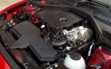 BMW 1 Series engine block