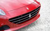 Ferrari California T front grille
