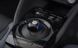 Nissan Leaf 62kWh 2019 UK first drive review - gear selector