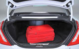 Jaguar XJ boot space