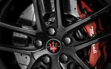 Maserati GranTurismo brake calipers