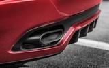 Maserati GranTurismo rear diffuser