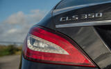 Mercedes-Benz CLS rear lights