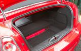 Mini Roadster boot space